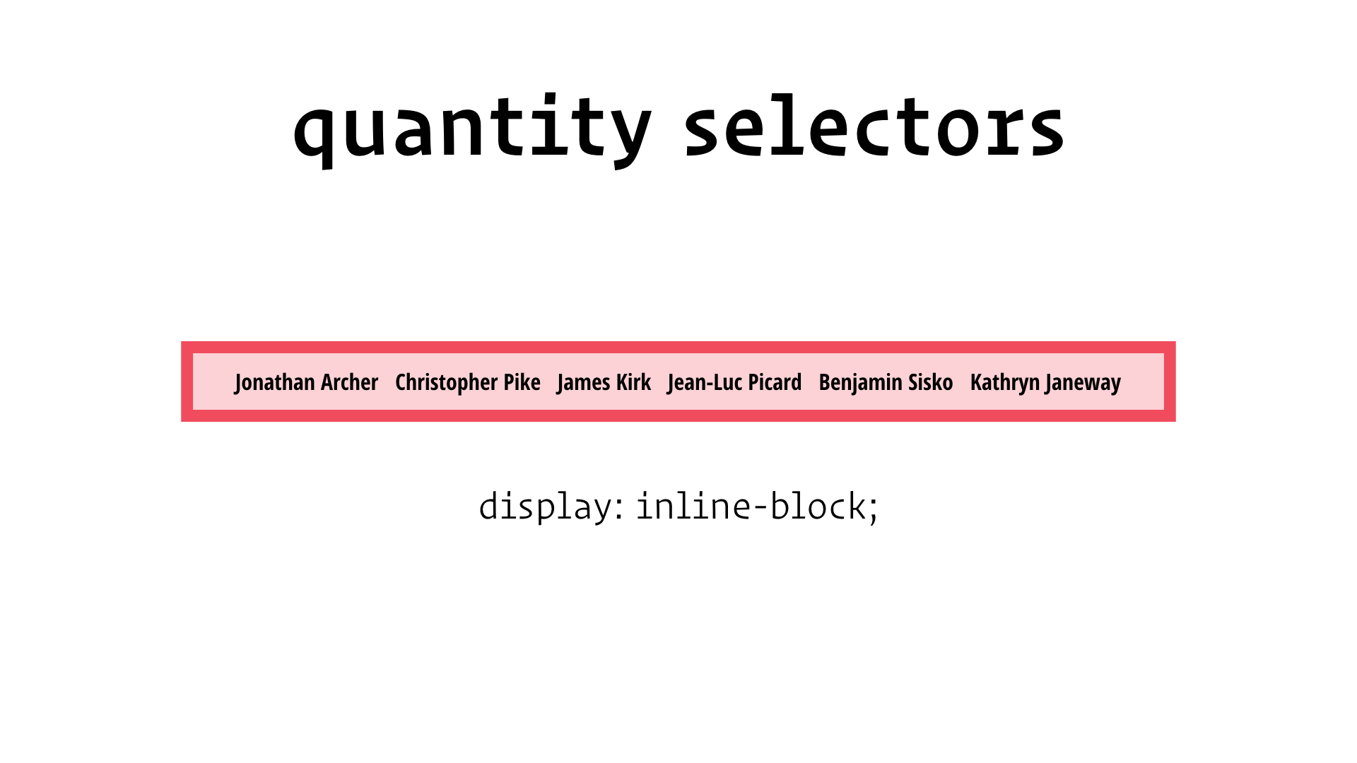 display: inline-block;